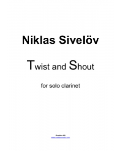 Sivelöv - Twist and Shout