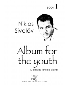 Sivelöv - Album for the youth - book 1