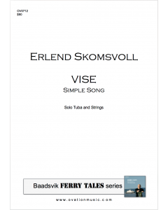 Vise (Simple Song) Skomsvoll (tuba, piano and strings)