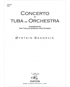 Concerto for tuba (arr. tuba and symphonic wind orchestra)