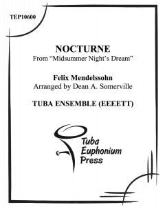 """Nocturne (from """"Midsummer Night's Dream"""")"""