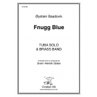 Fnugg Blue for tuba and brass band - SCORE ONLY