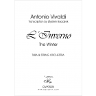 The Winter (from the Seasons) (tuba and strings)