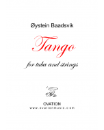Tango for tuba and strings