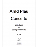 Concerto (tuba and piano) Plau