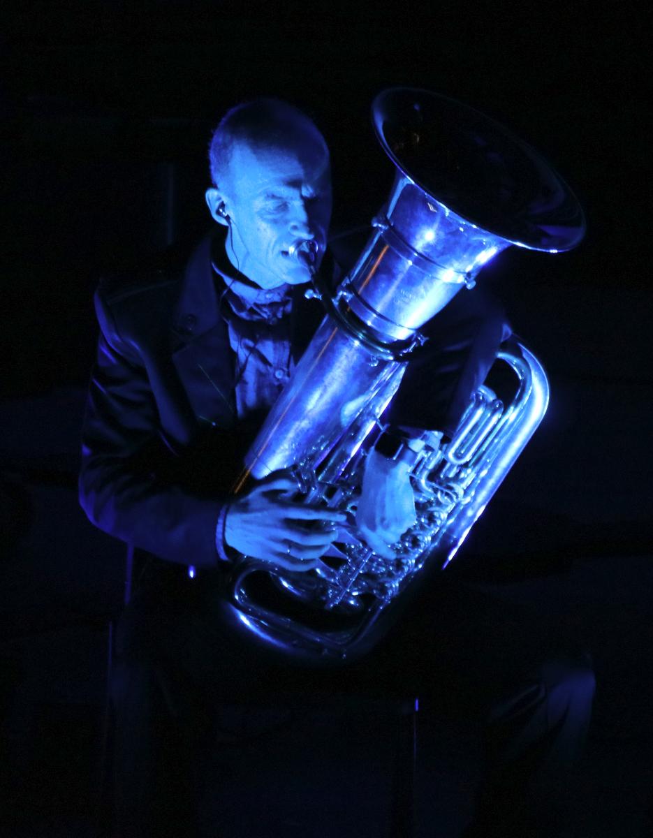 Oystein in concert